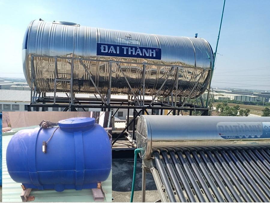 Dịch vụ hàn bồn nước nhựa inox giá cực rẻ