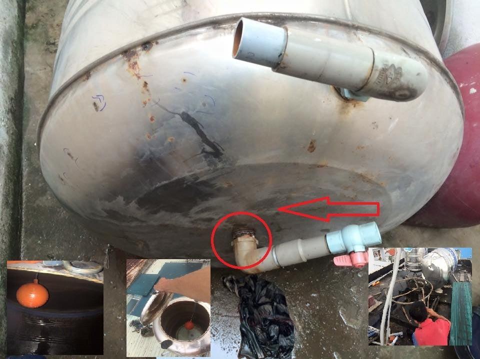 sửa bồn nước inox nhựa tại nhà