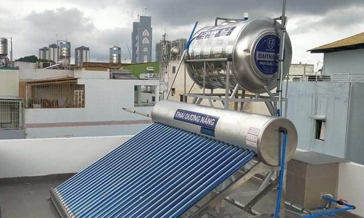 máy nước nóng mặt trời đồng nai