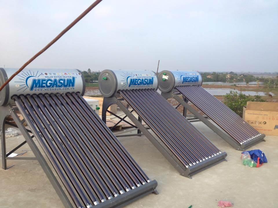 Máy nước nóng năng lượng mặt trời Đồng Nai