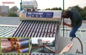 cách sửa máy nước nóng năng lượng mặt trời