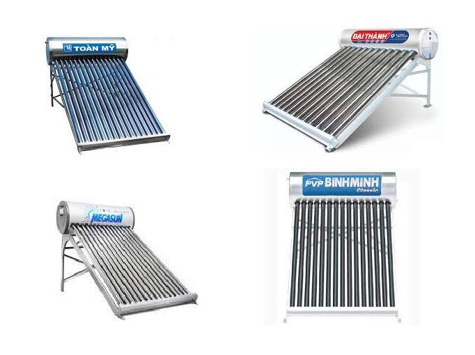 Chi phí lắp đặt máy nước nóng năng lượng mặt trời