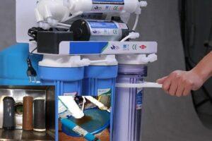 thay lõi lọc nước bình dương