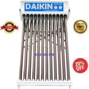 Máy nước nóng năng lượng mặt trời Daikin